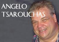 Angelo Tsarouchas, Comedian