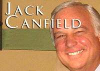 "Jack Canfield, Success Coach and Co-Creator of the ""Chicken Soup for the Soul"" book series"