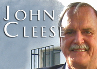 John Cleese, Comedian, Actor and Co-Founder of Monty Python's Flying Circus