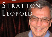 Stratton Leopold, Producer Mission Impossible, Star Trek and more and owner of Leopold's Ice Cream in Savannah, Georgia