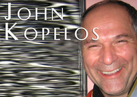 John Kopelos, Comedian and Actor