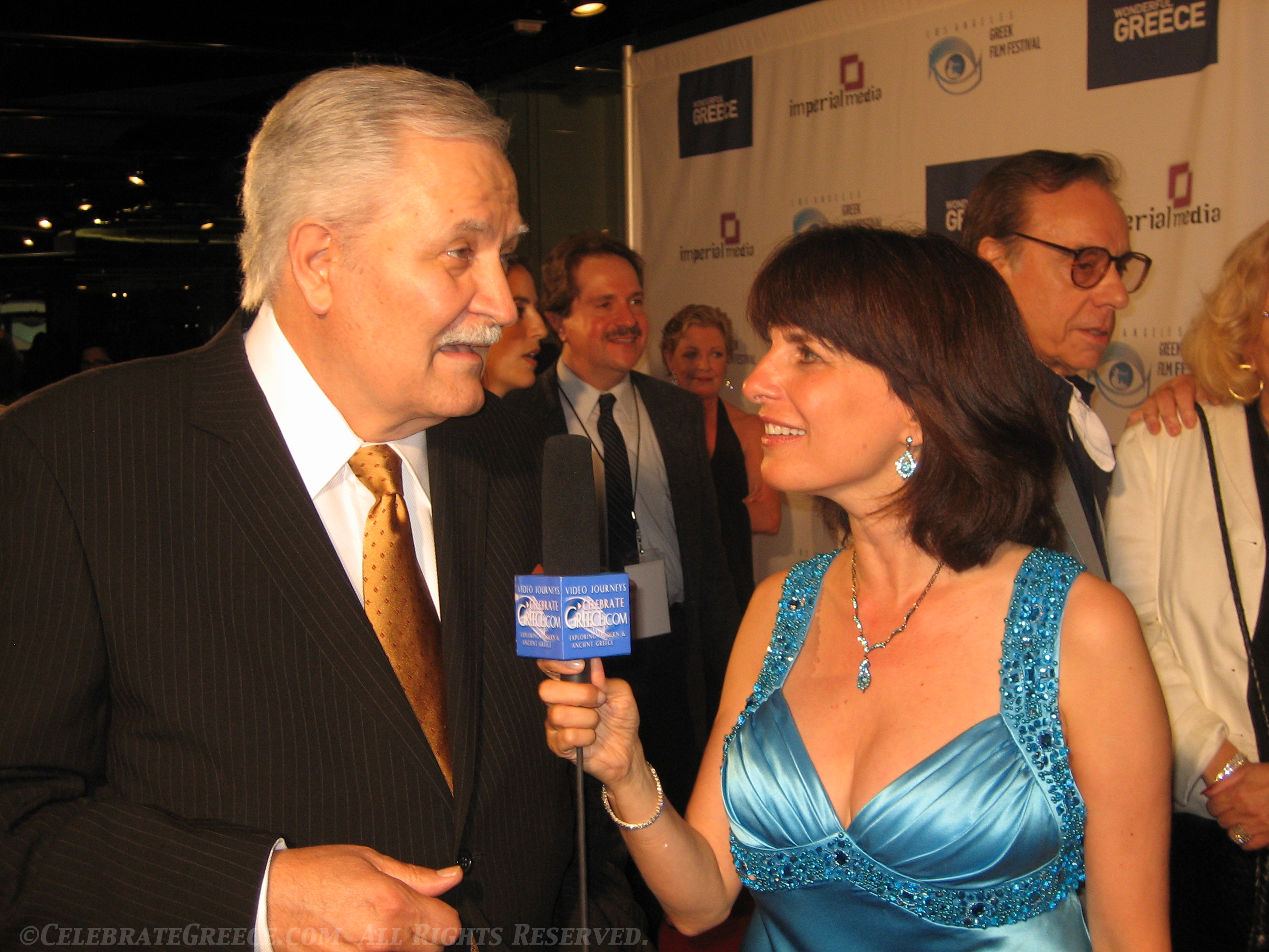 John Aniston, Actor and Father of Actress Jennifer Aniston of Friends sitcom fame
