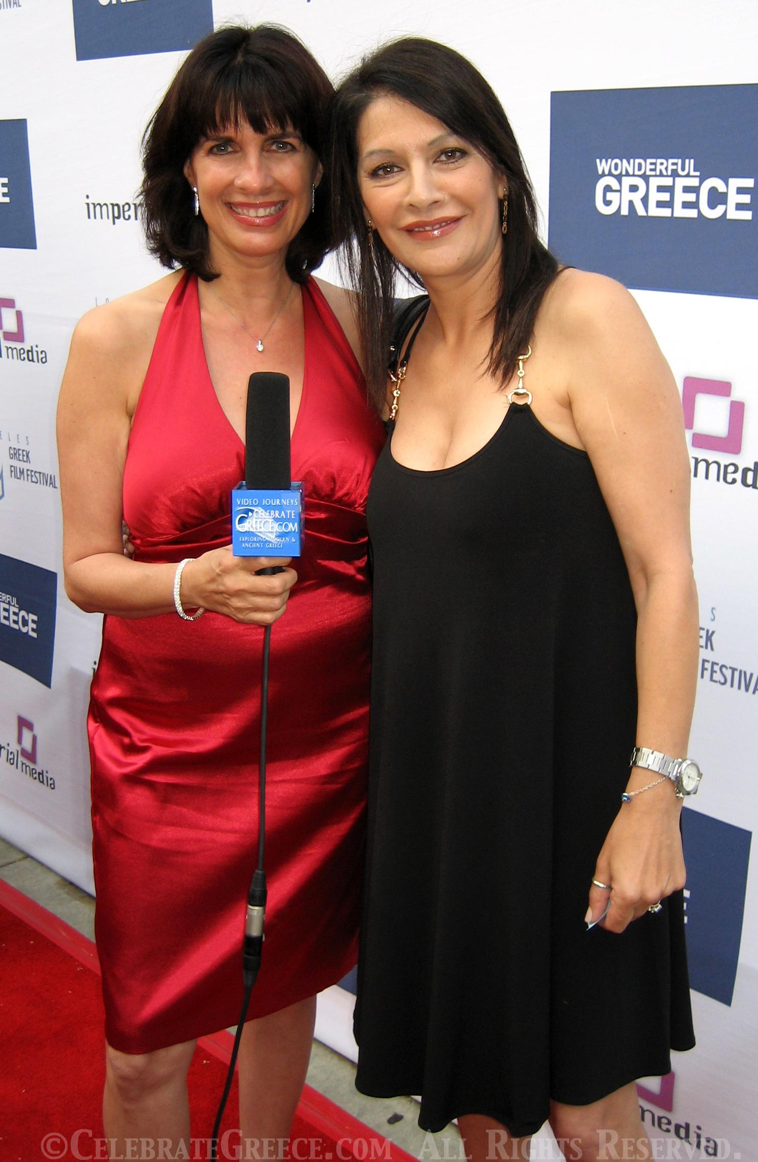 Marina Sirtis, Actress best known for Star Trek: Next Generation