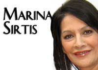 Marina Sirtis, Actress best known for Star Trek: Next Generation