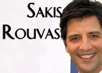 Sakis Rouvas, Singer and Television Host