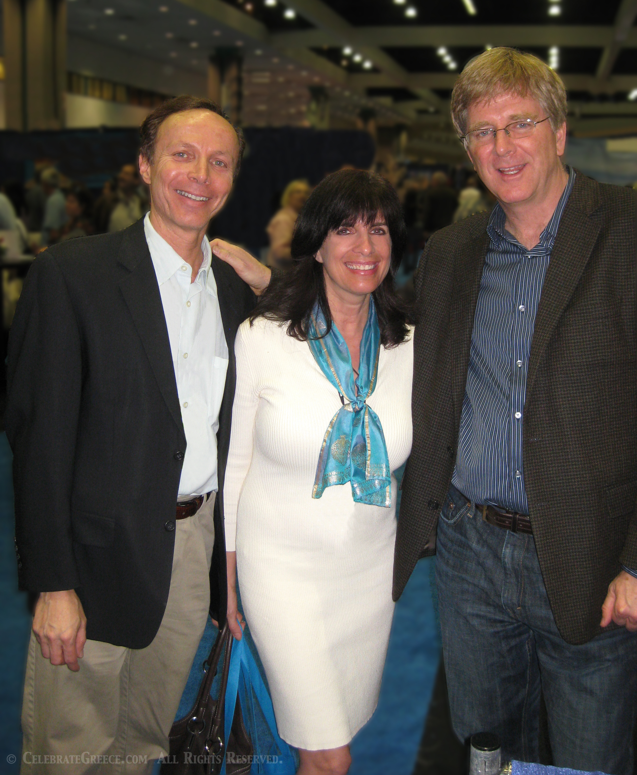 Rick Steves, Television Travel Show Host