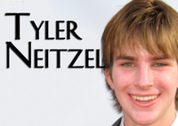 Tyler Neitzel, Actor best known as Young Leonidas in the movie 300