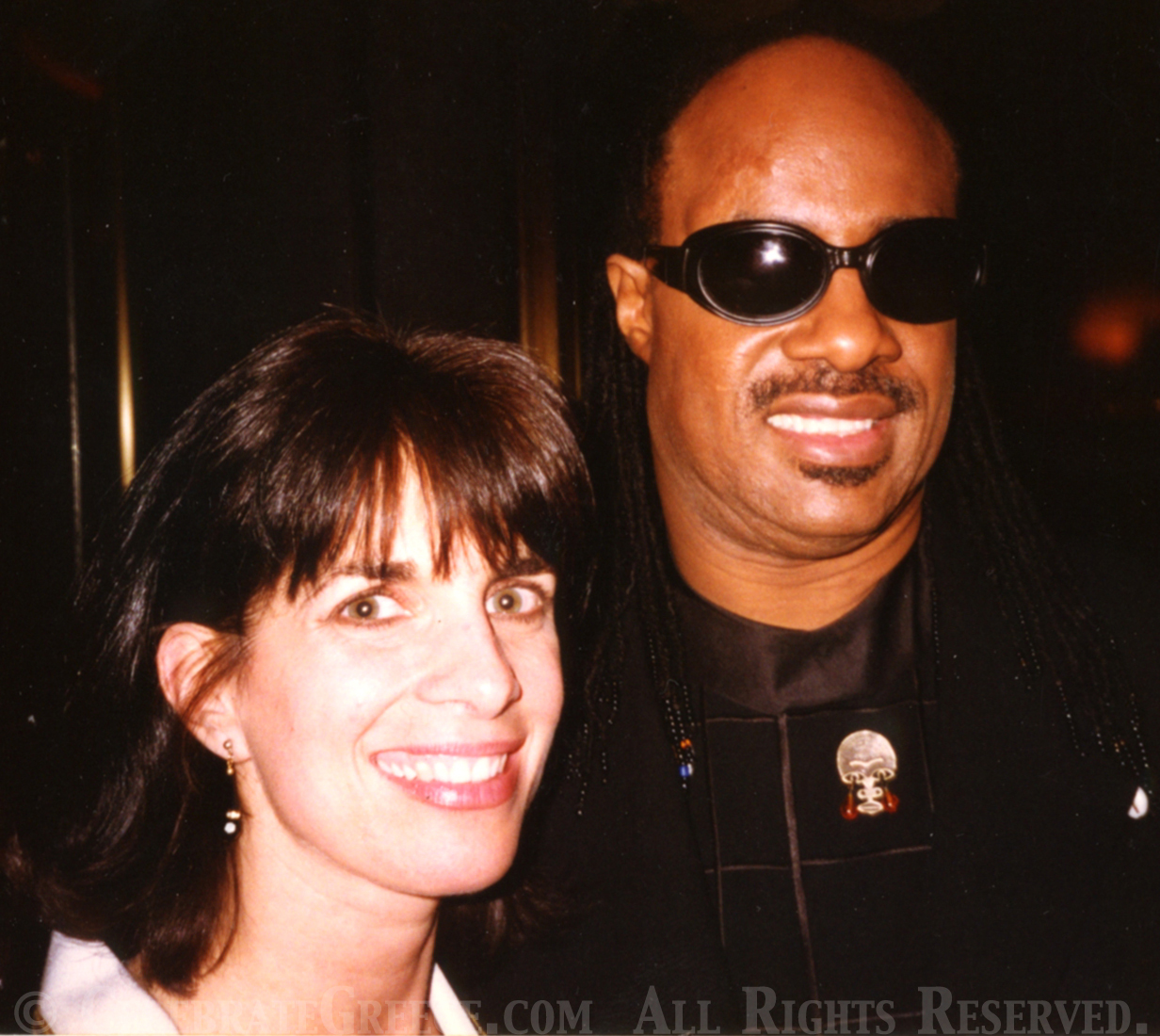 Stevie Wonder, Multiple Grammy Winning Singer and Songwriter