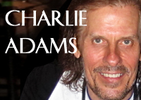 Charlie Adams, Musician and Yanni's Drummer Extraordinaire
