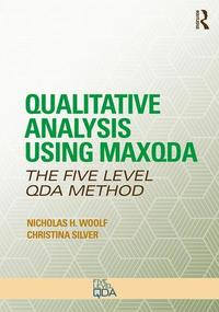 MAXQDA 5LQDA cover