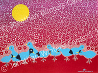 Cards From Art Jonathan Winters-3