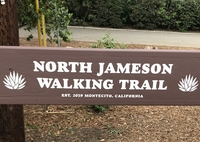 North Jameson Walking Trail