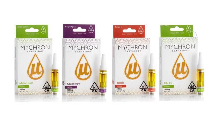 Mychron Cartridges