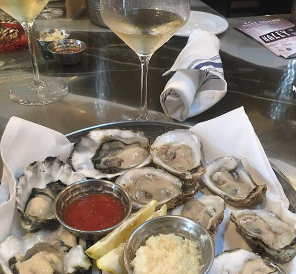 $1 Oysters - Every Monday Night 4pm