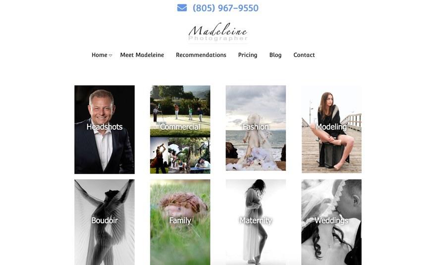Madeleine's Photography