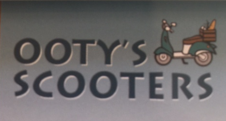 Ooty's Scooters