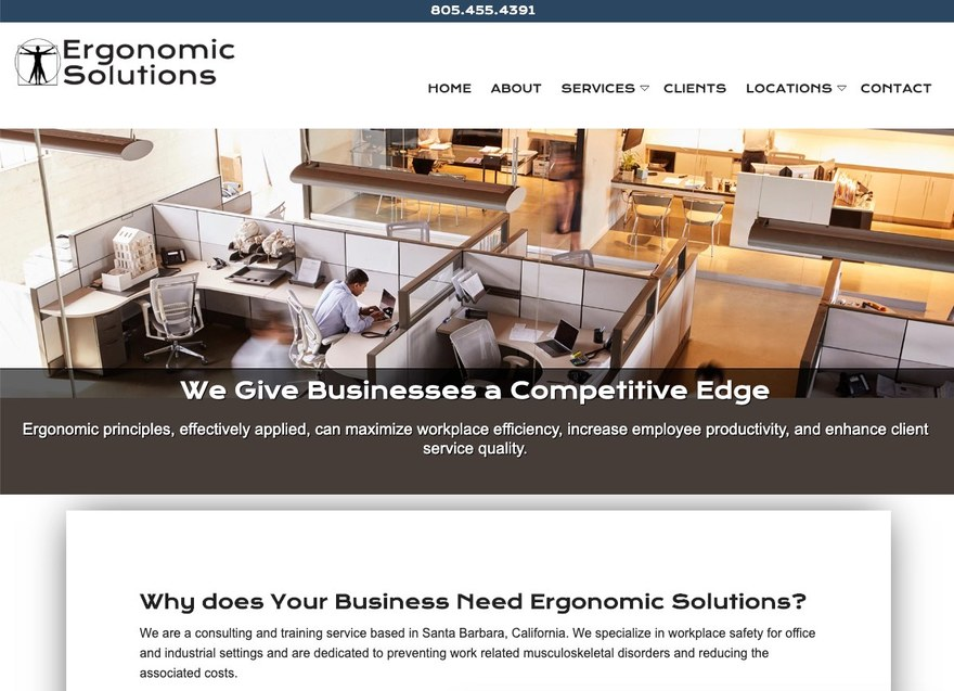 Ergonomic Solutions Consulting