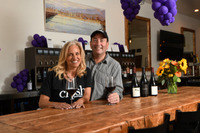 Small-Batch Wines at Crush Tasting Room & Kitchen