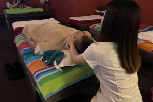 Body Massage Service in Santa Barbara, Solvang, and Goleta
