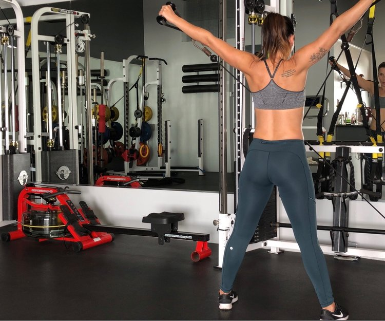 Santa Barbara fitness studio gym