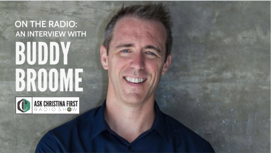 Radio: An Interview w. Buddy Broome