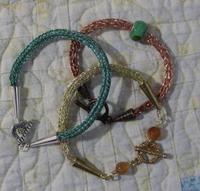 Viking Knit Bracelets