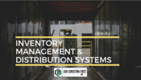 Inventory Management & Distribution Systems