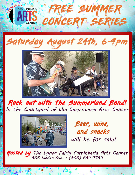 Summer Concert Series - The Summerland Band