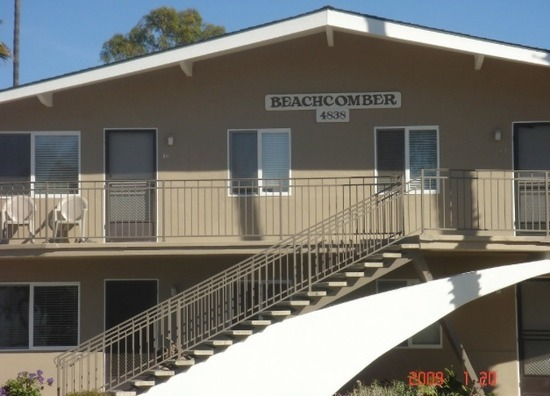 The Beachcomber Apartments