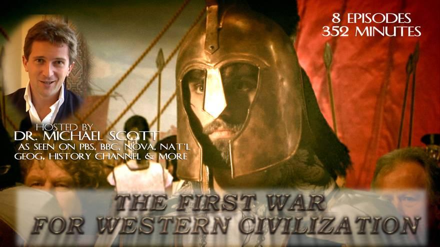 The First War For Western Civilization (8 Episodes)