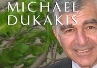 Former Governor and Democratic U.S. Presidential Nominee Michael Dukakis