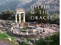 Stock Footage of Delphi Greece Delphic Oracle Pythia Pythian Games Athletic Temple Apollo Umphalos