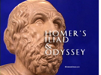 Stock FootageStock Footage of Homer Troy Trojan War Greece Greek Turkey Achilles Agamemnon Hector Priam Odysseus Ulysses Iliad Odyssey Bronze Age Helen