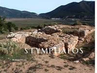 Stock Footage of Stymphalos Man Eating Birds Hercules Herakles Ancient Greek Hero location 12 Twelve 6th sixth labors