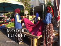 Stock Footage of Modern Turkey