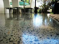Decorative Concrete - Stained, Stamped, Scored and Polished