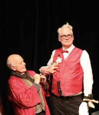 Bainbridge Island An Actor's Carol Stage Production-4
