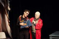 Bainbridge Island An Actor's Carol Stage Production-9
