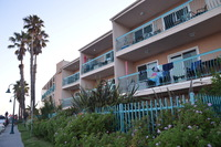 Carpinteria Shores Vacation Beach Rental Condos
