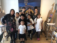 Integrative Arts Program for Community Youth Special Ed Launches at Santa Barbara Art Works on July 25