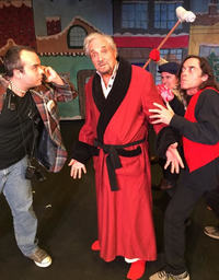 Hi-Desert Cultural Center   An Actor's Carol-11