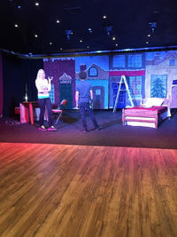 Hi-Desert Cultural Center   An Actor's Carol-14