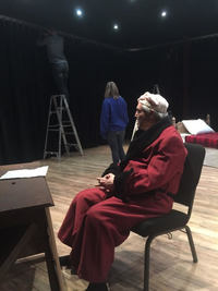Hi-Desert Cultural Center   An Actor's Carol-17