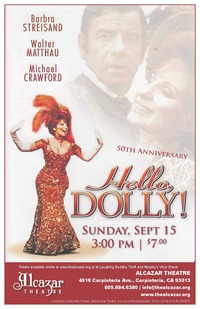 Hello Dolly!   50th Anniversary