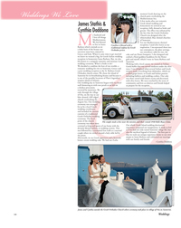 The Goddess and the Greek® in the Wedding Magazine
