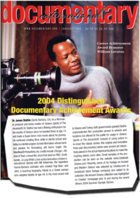 Discussing Greece - Spirits of the Ancients in Documentary Magazine