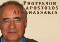 Professor Emeritus of Classics Apostolos Athanassakis