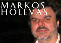 Markos Holevas, Director of the Hellenic Film Commission