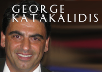George Katakalidis, CEO of Daphne's Greek Cafes USA