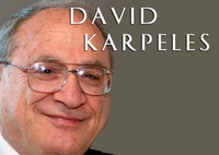 Dr. David Karpeles of the Karpeles Manuscript Museums and Libraries